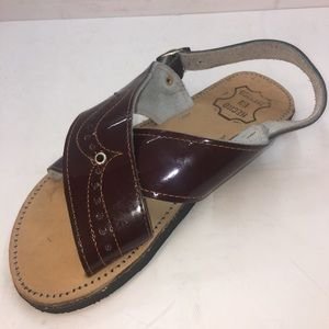 Men's Mexican artisan sandals. Huarache Mexicano